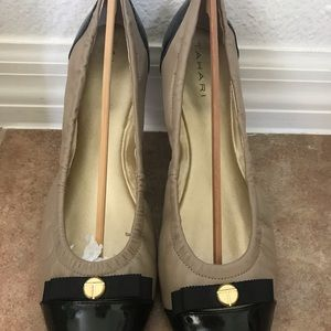 "Ballet flats ""Gibson"" by Tahari Size 8.5"